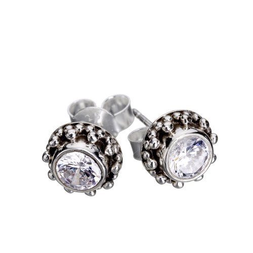 Earrings Coco Zircon