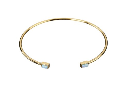 Bangle Wave Agua Opal
