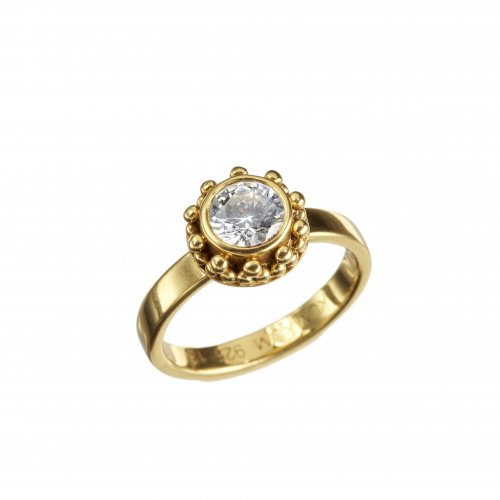 Ring coco gold